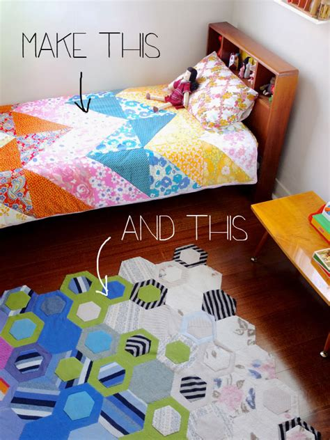 How To Sew A Mattress Cover by How To Patchwork Duvet Cover Poppet Makes