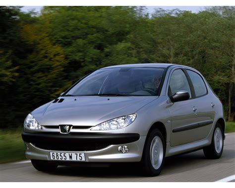 auto peugeot 206 2003 peugeot 206 pictures information and specs auto