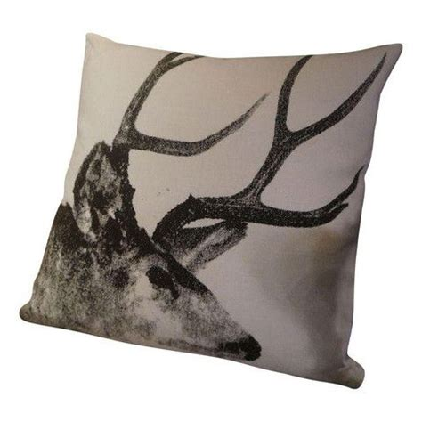 Stag Pillow stag pillow spaces and gems