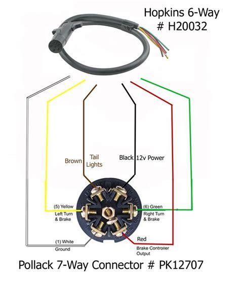 6 way trailer wiring 6 free engine image for user manual
