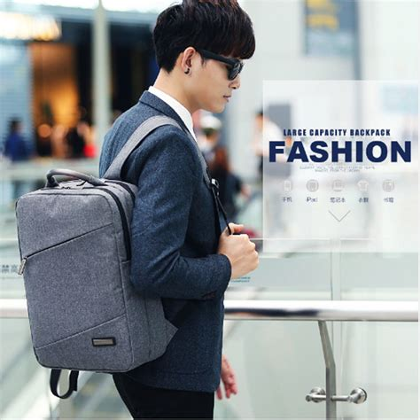 Tas Laptop Ransel Kanvas Backpack Wanita Fashion Korea Diskon tas ransel laptop korean style fit to 15 6 inch gray jakartanotebook