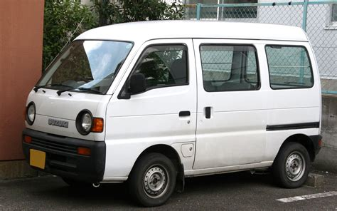 Suzuki Carrier Suzuki Carry Photos Reviews News Specs Buy Car