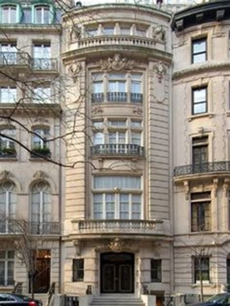 upper east side houses frederick lydia prentiss house beaux arts townhouse 1899 1901 architect c p h