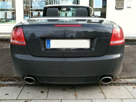 Audi U Erst Zufrieden by Erste Spritztour Mit Neuem S4 B6 Seite 2 Der B6 Ist