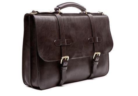 Handmade Briefcase - briefcase handmade leather briefcases and bags