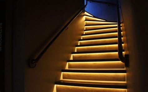 illuminare con i led come illuminare le scale ecco i consigli per un