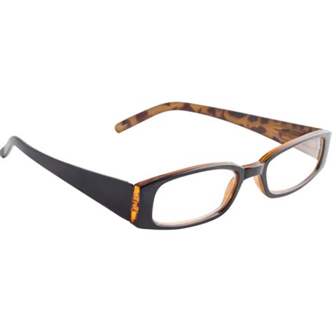 wink by icu 3 00 fashion reading glasses black and