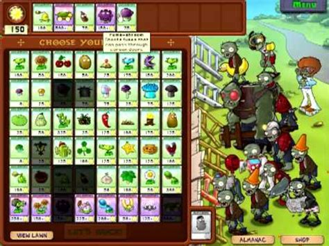 tutorial ngecheat plant vs zombie tutorial plants vs zombies endless survival formaci 243 n