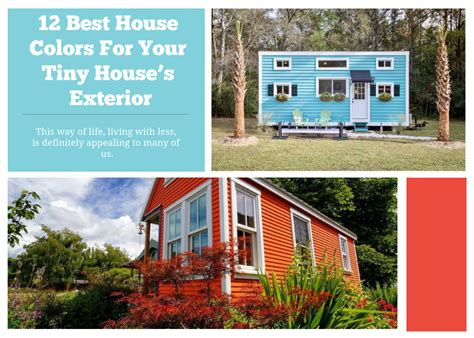 best house colors 12 best house colors for your tiny house s exterior