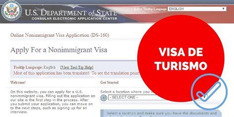 que significa la aprobacion de la visa u como sacar visa para estados unidos