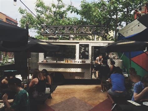 backyard bar brooklyn brooklyn is becoming hotter and hotter seven cool things