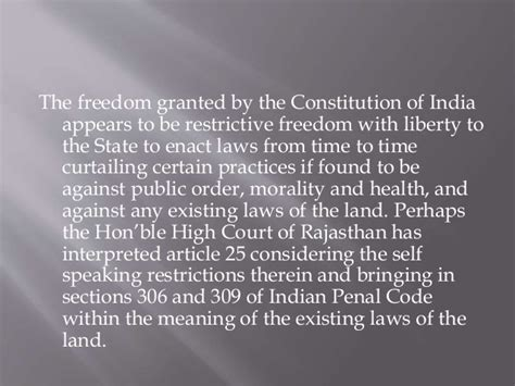 section 306 of indian penal code conflicts of religion with law santhara issue