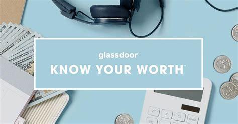 salary glass door salary calculator your worth glassdoor