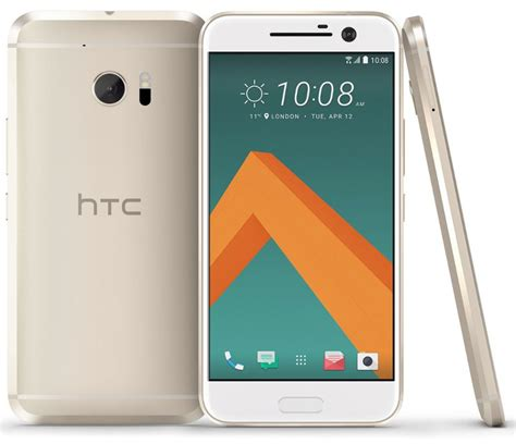 Htc Ram 4gb htc 10 with snapdragon 820 4gb ram and fingerprint sensor