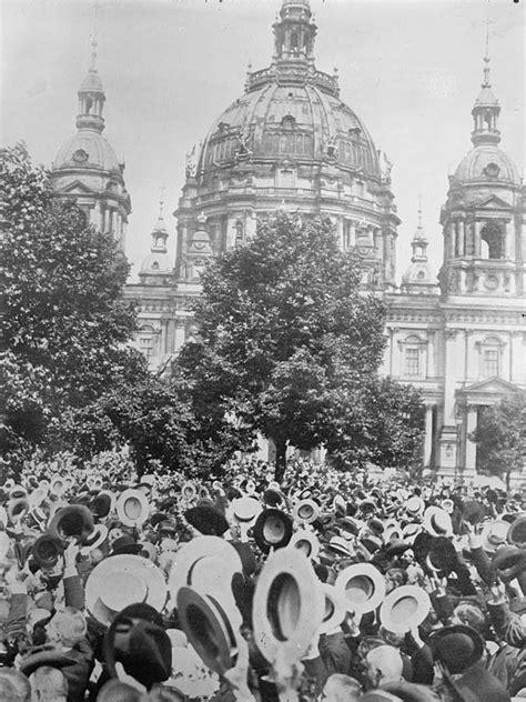 Primeira Guerra Mundial – As origens, as causas e as
