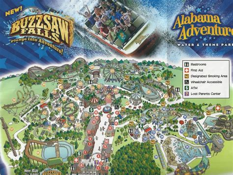 theme park birmingham photo de voyage alabama adventure splash and theme park