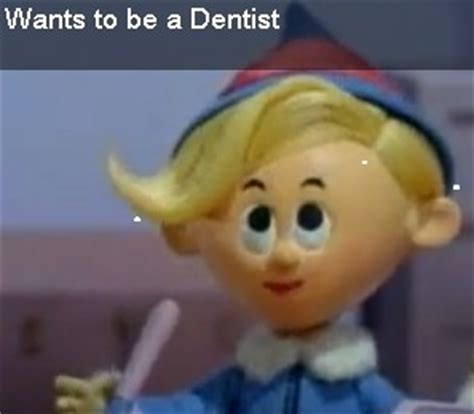 hermie rudolph the red nosed reindeer hermie the dentist from rudolph tribute song