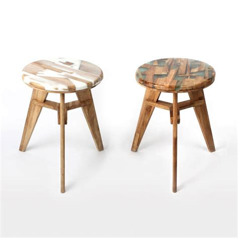 Viscous Stool by Eco Friendly Furniture Made From Offcuts