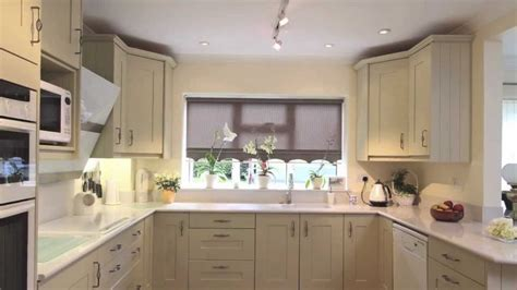 Sage Green Painted Shaker Kitchen   Ropley, Near