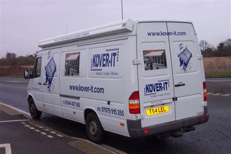 Awnings For Vans by Awning Kover It