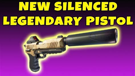 why fortnite battle royale is bad is the silenced pistol or bad fortnite battle