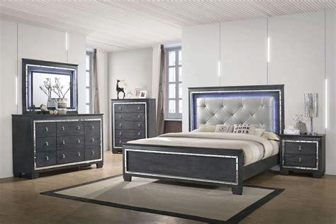 Led Bedroom Set by Perina Led Bedroom Set Bedroom Furniture Sets
