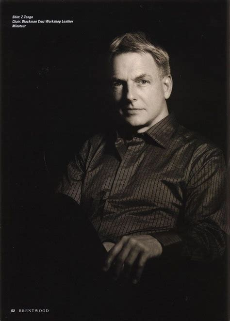 ncis gibbs hair 110 best images about mark harmon oh my on