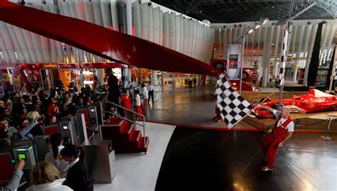 Ferrari World Entry Fee by Free Entry To Ferrari World During Ramadan 2017