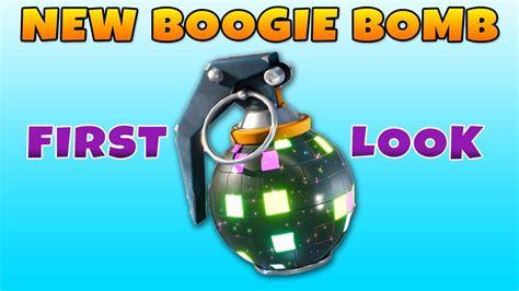 fortnite boogie bomb   boogie bomb gameplay