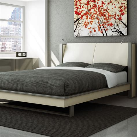 Trendy Beds by 2257 15106 Q Ct Light Trendy Bed Becker