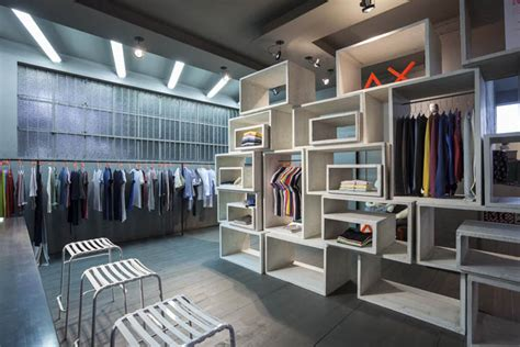 retail design showroom in wood sun68 showroom by c p architetti padova italy 187 retail