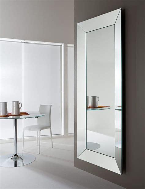 Specchio Grande Da Parete Usato by Specchio Da Parete Trapezio Riflessi Mirrors