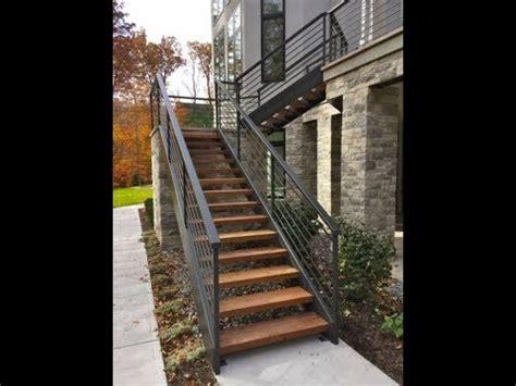 modelos de escaleras exteriores para casas escaleras para exteriores de casas