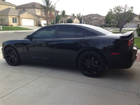 dodge charger blacked out blacked out dodge charger 2014 www pixshark images