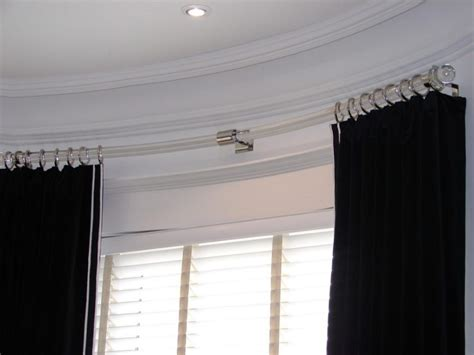 curtain pole corner corner window curtain rod connector soozone