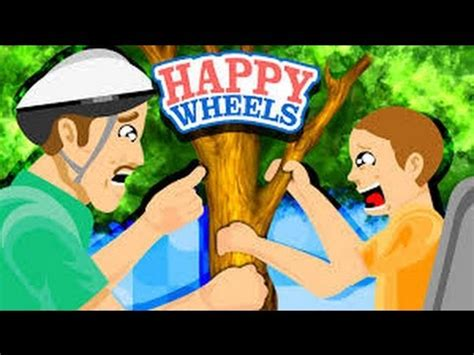 happy wheels rope swing game rope swing sword throw epicness happy wheels youtube