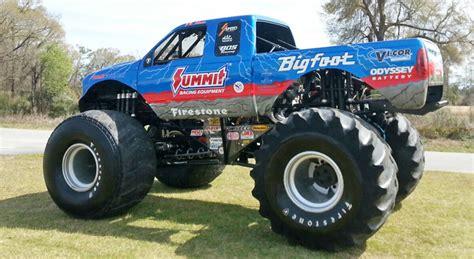pictures of bigfoot monster truck bigfoot12