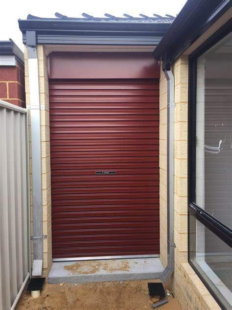steel  colorbond roller doors