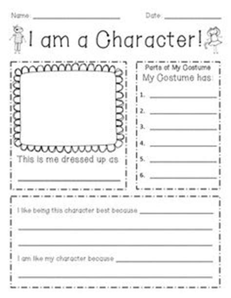 Character Day Letter To Parents Parent Letter For Storybook Character Day Storybook Character Day Parents