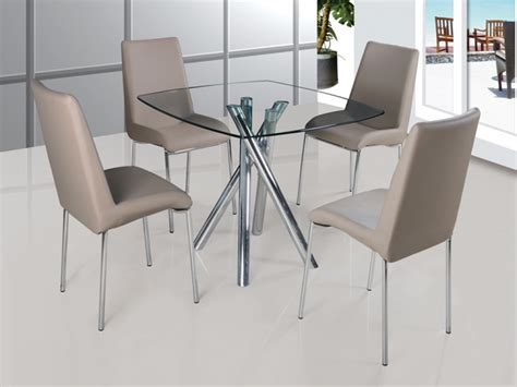 glass table and chairs popular kitchen cheap dining room chairs set of 4 ideas