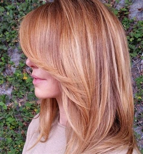 best highlights for redheads 60 stunning shades of strawberry blonde hair color