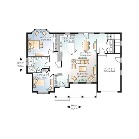 two bedroom cottage styles gt cottage style house plans gt two bedroom european