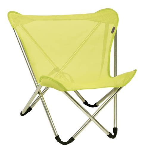 lafuma c chaise pliante micro pop up avec batyline 20