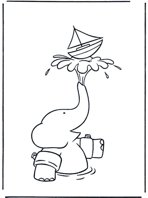 babar 2 babar coloring pages