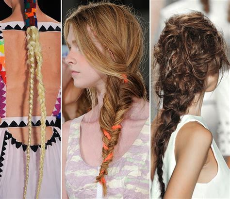 Summer 2014 Hairstyles by Summer 2014 Hairstyle Trends Fashionisers