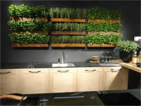 Vertical Garden In Kitchen Big Ideas For Micro Living Trending In America