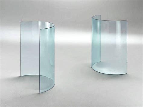 basi per tavolo basi in vetro curvato per tavolo in vetro tao