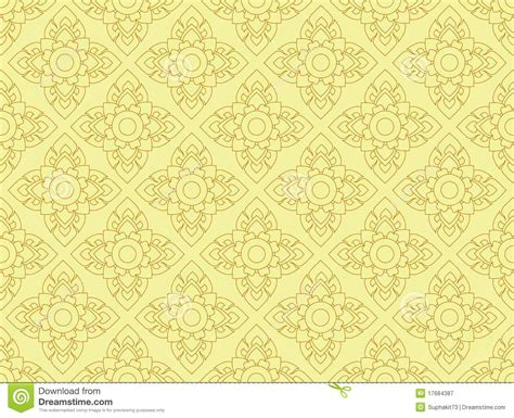 thai pattern background free thai patterns stock vector illustration of circle