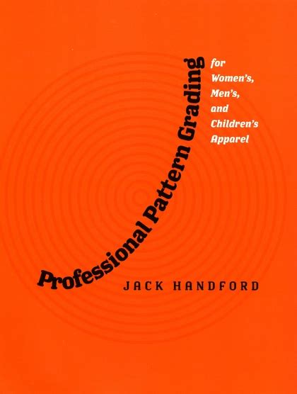 Handford Pattern Grading | professional pattern grading for women s men s and