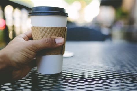 Lockup Cup Stops From Your Coffee 2 by 5p Tax On Disposable Coffee Cups Could Soon Be A Thing